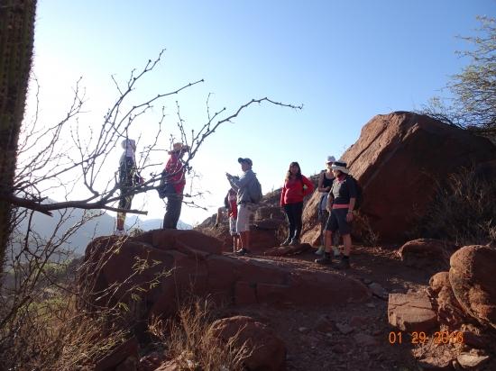 Trekking Laguna de Brealito